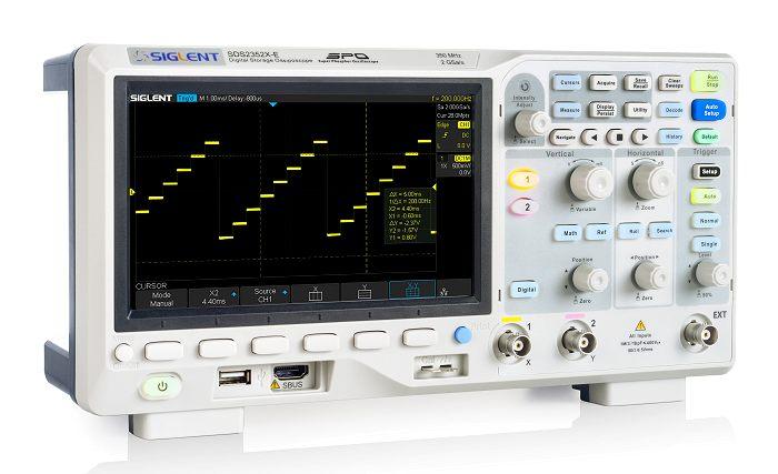 Siglent SDS2202X-E SPO Digital Speicher Oszilloskop