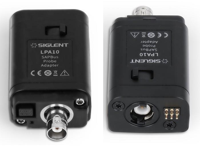 Siglent LPA10 Adapter für LeCroy probes