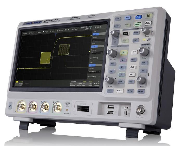 Siglent SDS2354X Plus SPO Digital Speicher Oszilloskop