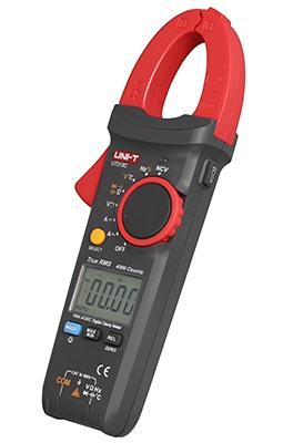 Uni-T UT213C 30mm  DC AC TRMS Strom Zangenmultimeter groß NCV VFC Diasplay Beleuchtung, mit Zangen Zusatzled