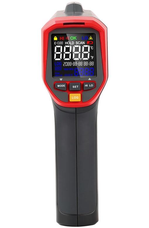 Uni-T UT302C+ 20 to 1 optik  -32..1100°C