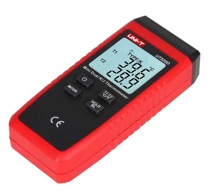 Uni-T UT320D Dual Thermometer