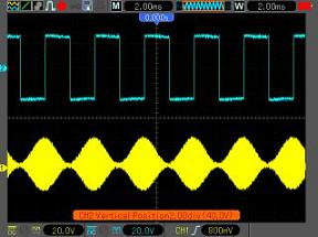 Hantek DSO1062B DSO1102B signale