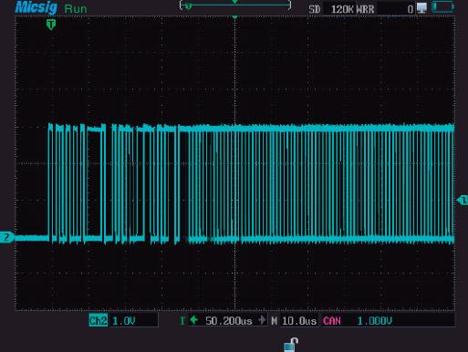 Micsig MS310IT MS320IT display mit Signal