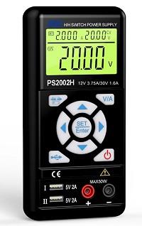 einfache preiswerte sehr leichtes mobiles Netzeil 1x 0-30V 50Watt PS2002H