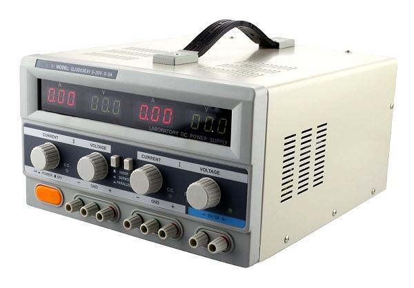 einfache preiswerte Netzteile 2x30V 0-5A
