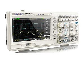 Siglent SDS1102CML 2Mpoints 1GSA 100MHz sehr g?nstig