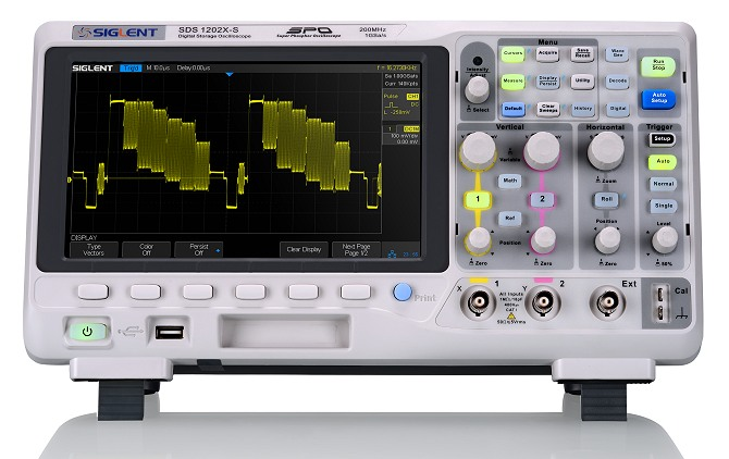 Siglent SDS1102X SDS1000X Serie Oszilloskop