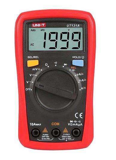 Uni-T UT131A kleines Autorange Multimeter - hochgenau und sehr preiswert