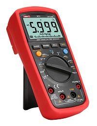 Uni-T UT139E 6000 Count TRMS  Multimeter mit NCV LoZ AC Messung
