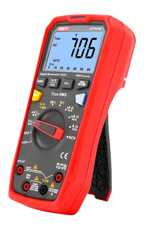 Uni-T UT161D 6000Digits TRMS USB Interface Backlight