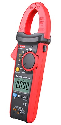 Uni-T UT216C 6000 Counts TRMS Stromzangen-Multimeter Digital Clamp Multimeter