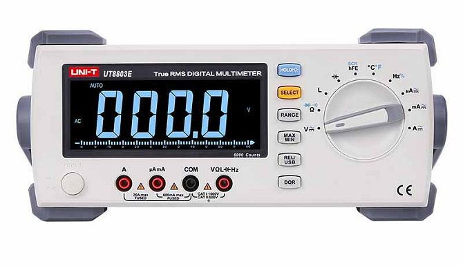 Uni-T UT8803E Tischmultimeter mit EBTN-Display