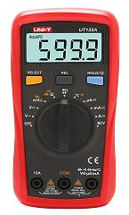Uni-T UT133A 6000 Count Multimeter