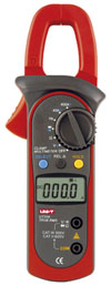 Uni-T UT203 Stromzangen-Multimeter Digital Clamp Multimeter